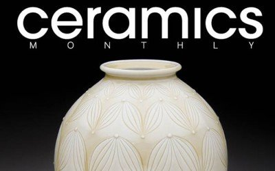 """From Idea to finished form"" – Ceramics Monthly 2015"