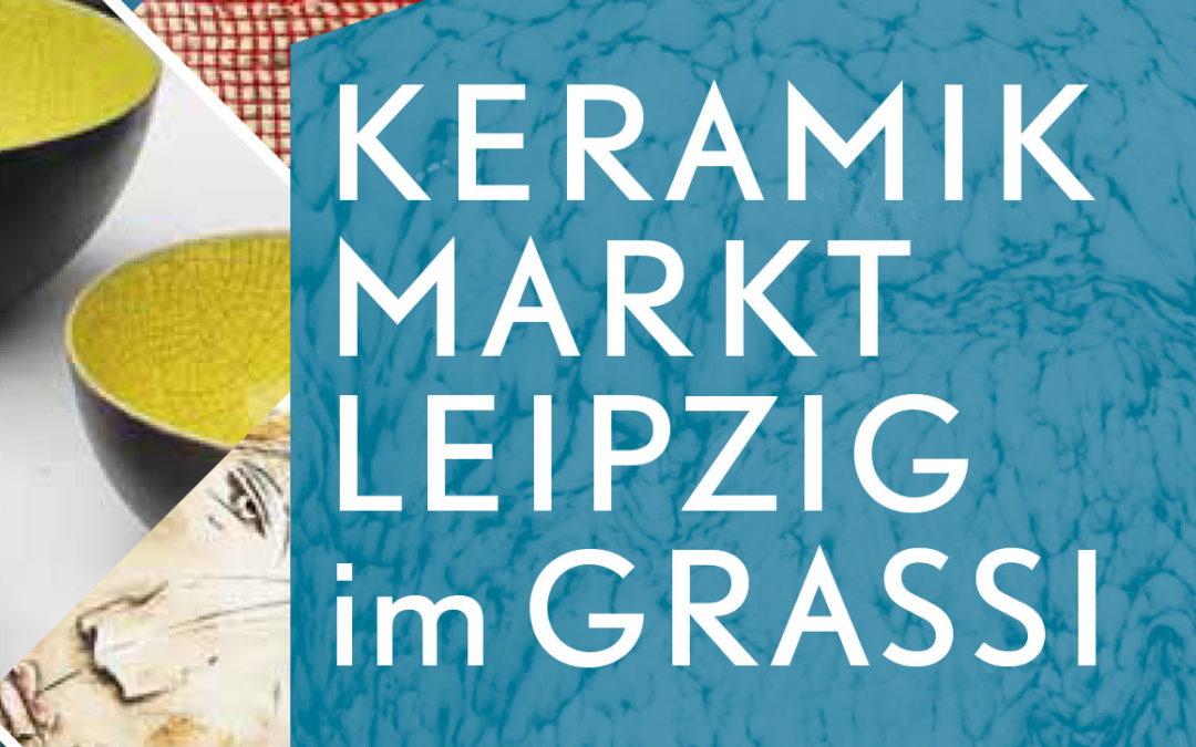 Keramikmarkt im Grassi 10/11. June