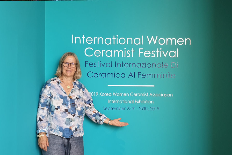 International Korean Women Ceramic Festival